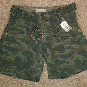 Camoflauge shorts